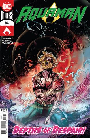 Aquaman #64 (Robson Rocha & Daniel Henriques Cover)