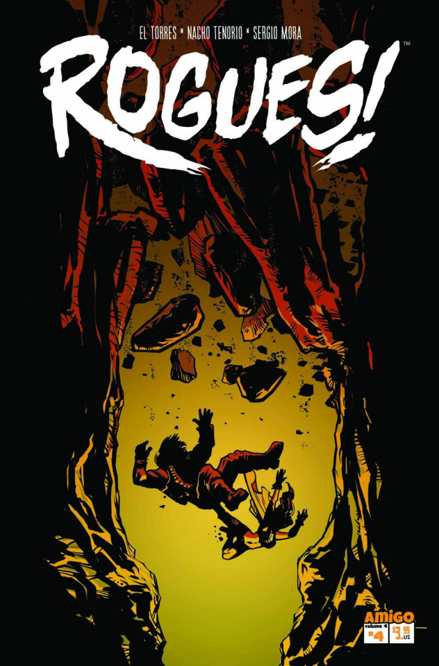 Rogues! #4: Odd Parenthood