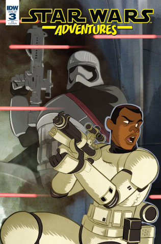 Star Wars Adventures #3 (10 Copy Cover)