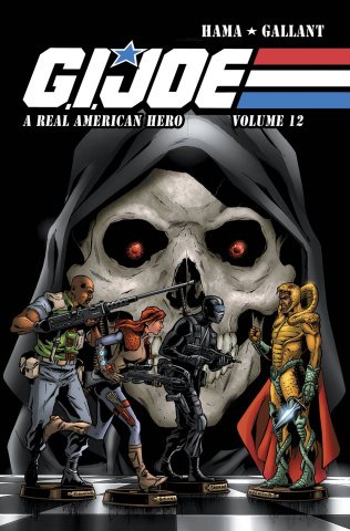 G.I. Joe: A Real American Hero Vol. 12
