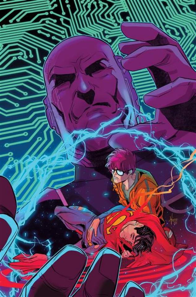 Superman: Son of Kal-El #5 (John Timms Cover)