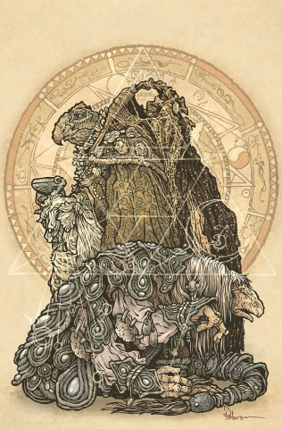 Beneath the Dark Crystal #9 (Preorder Petersen Cover)