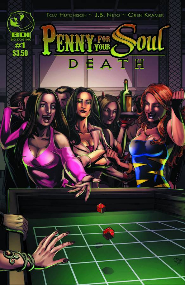 A Penny for Your Soul: Death #1
