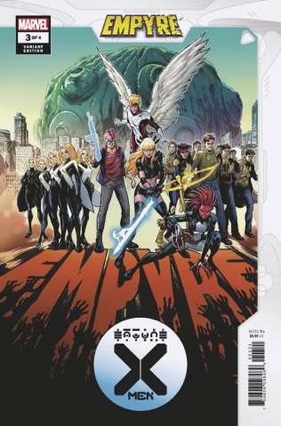 Empyre: X-Men #3 (To Cover)