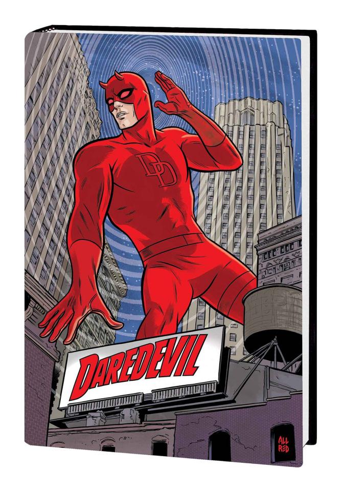 Daredevil by Mark Waid Vol. 1 (Omnibus)