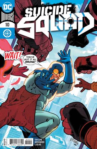 Suicide Squad #10 (Bruno Redondo Cover)