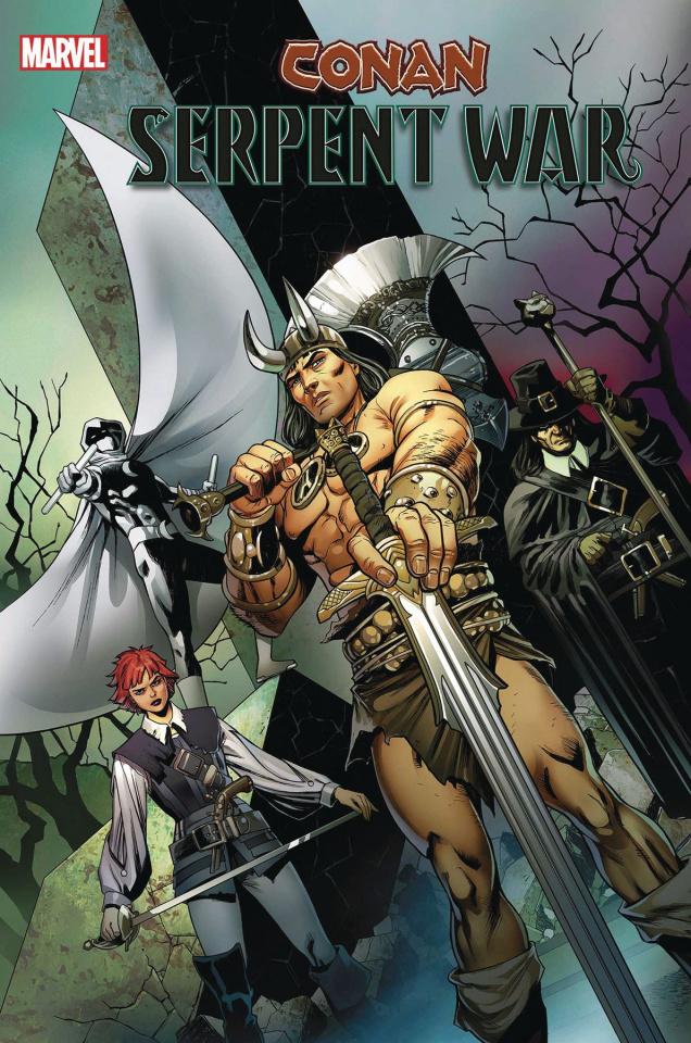 Conan: Serpent War #1