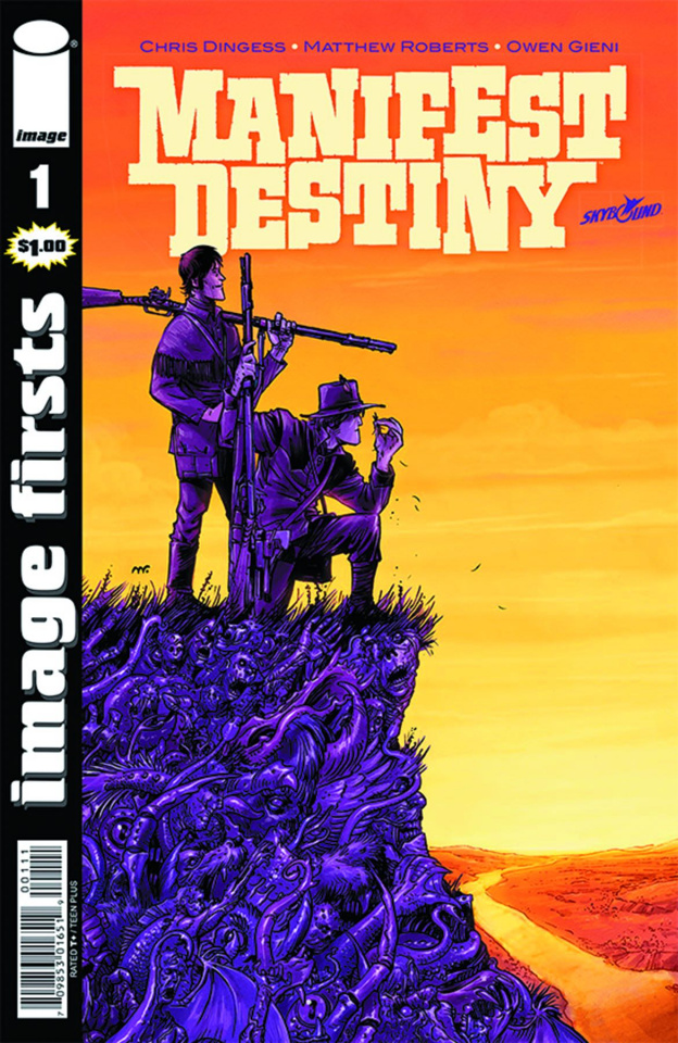 Manifest Destiny #1 (Image Firsts)