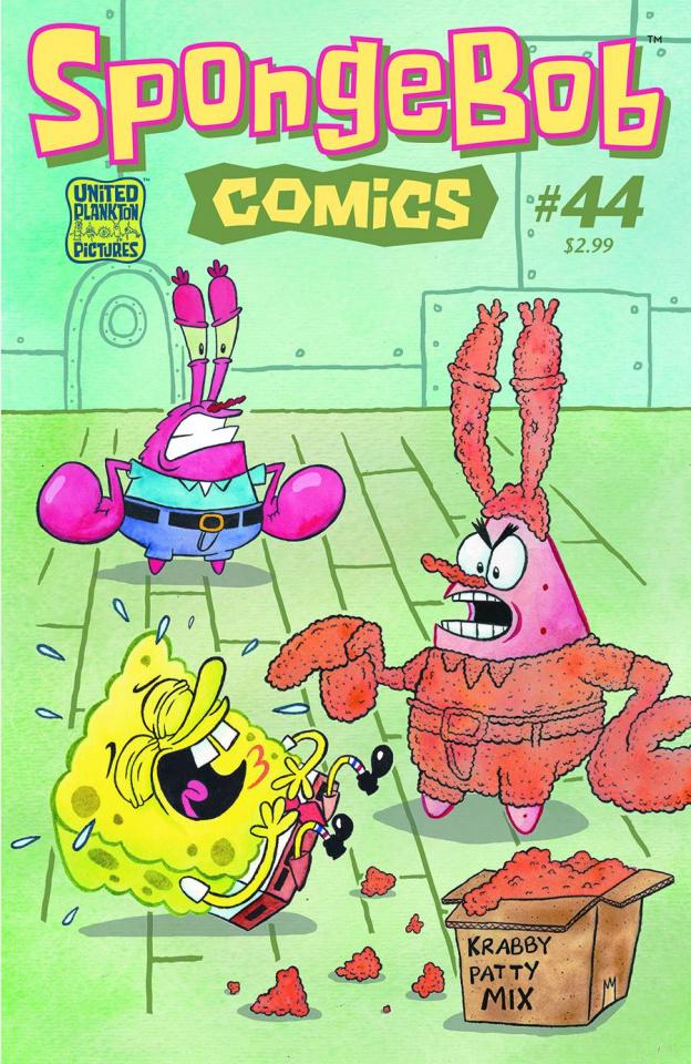 Spongebob Comics #44