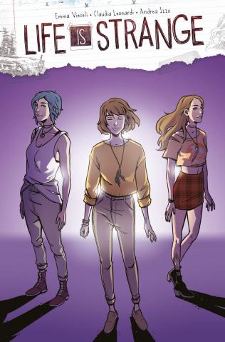 Life is Strange #5 (Leonardi Cover)