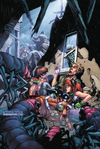 Scooby: Apocalypse #29