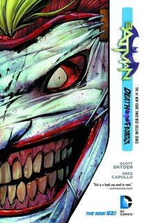 Batman Vol. 3: Death of the Family