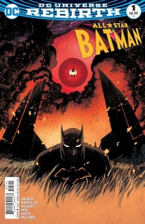 All-Star Batman #1 (Shalvey Cover)