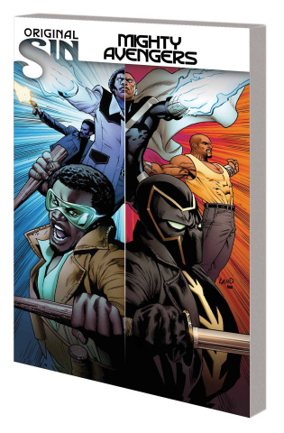 The Mighty Avengers Vol. 3: Not Your Father's Avengers