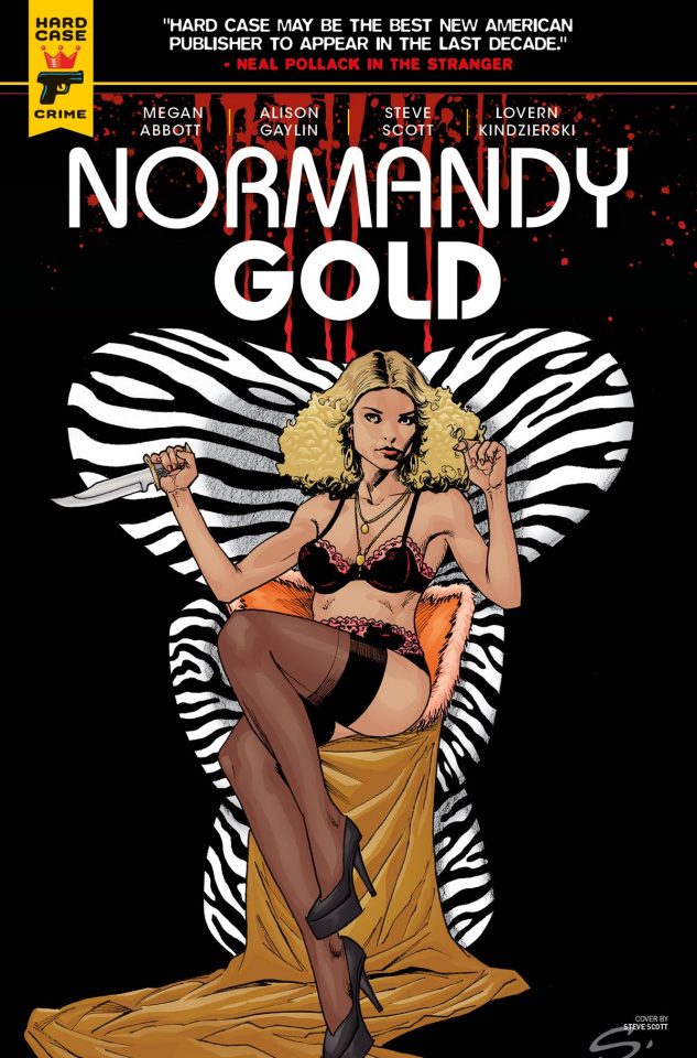 Normandy Gold #2 (Scott Cover)