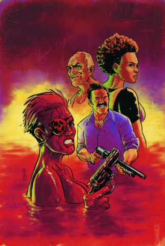 Grindhouse: Drive In, Bleed Out #4