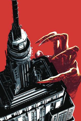 Vampire State Building #4 (Albuquerque Cover)
