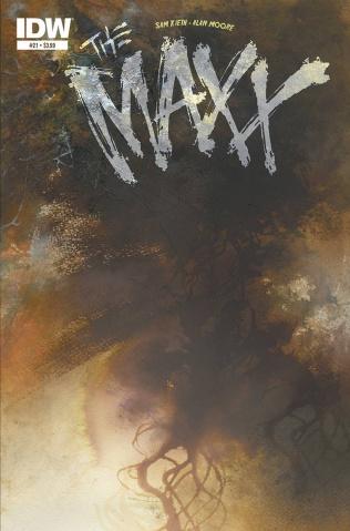 The Maxx: Maxximized #21