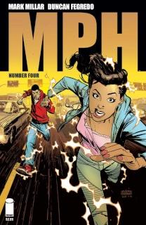MPH #4 (Robinson Cover)