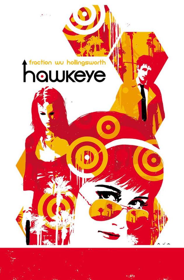 Hawkeye #20