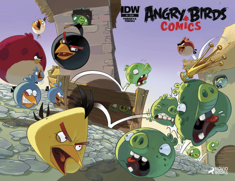Angry Birds #9