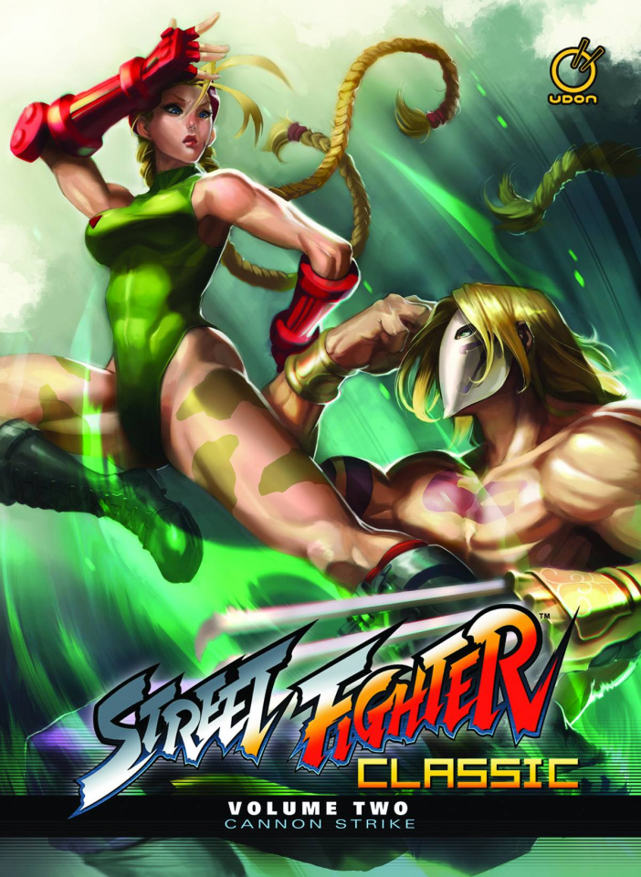 Street Fighter Classic Vol. 2: Cannon Strike