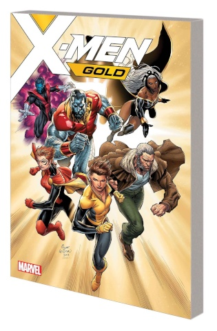 X-Men: Gold Vol. 1: Back To Basics