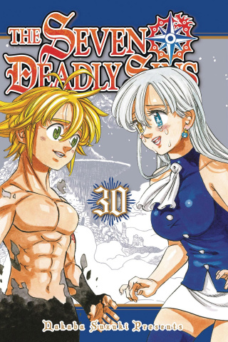 The Seven Deadly Sins Vol. 30