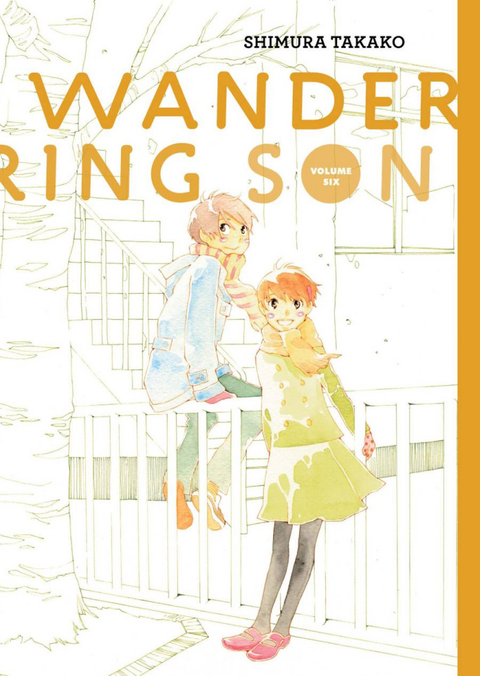 Wandering Son Vol. 6