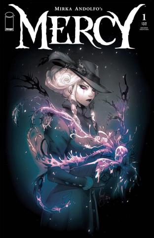 Mercy #1 (2nd Printing)