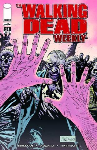 The Walking Dead Weekly #51