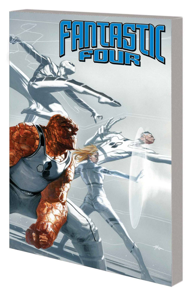 Fantastic Four by Hickman Vol. 3 (Complete Collection)