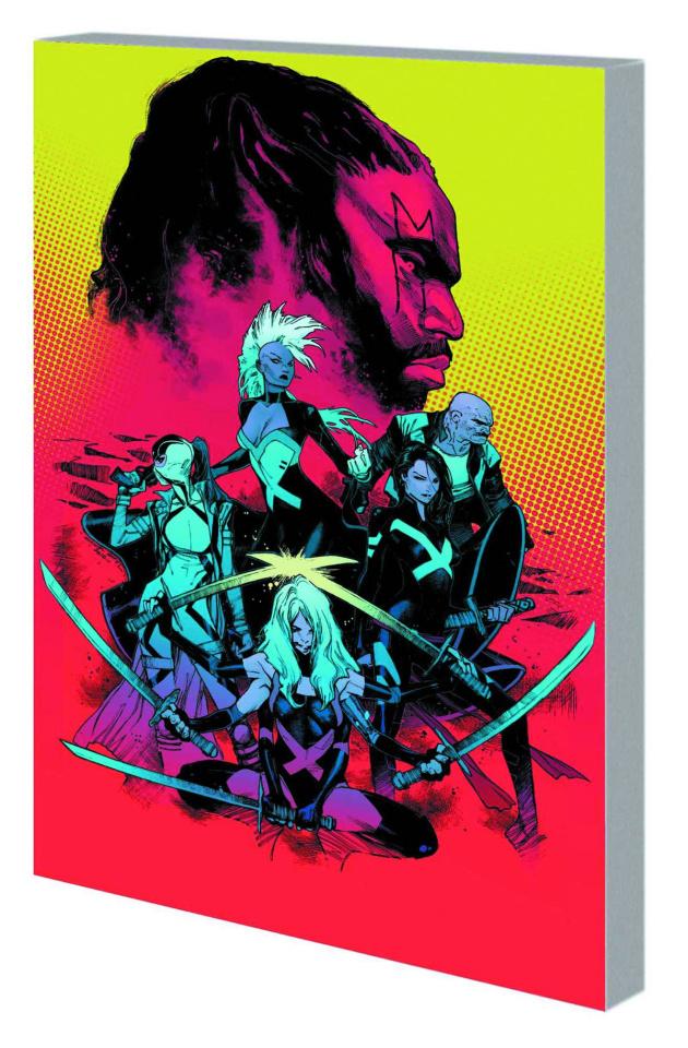 Uncanny X-Force Vol. 1: Let It Bleed