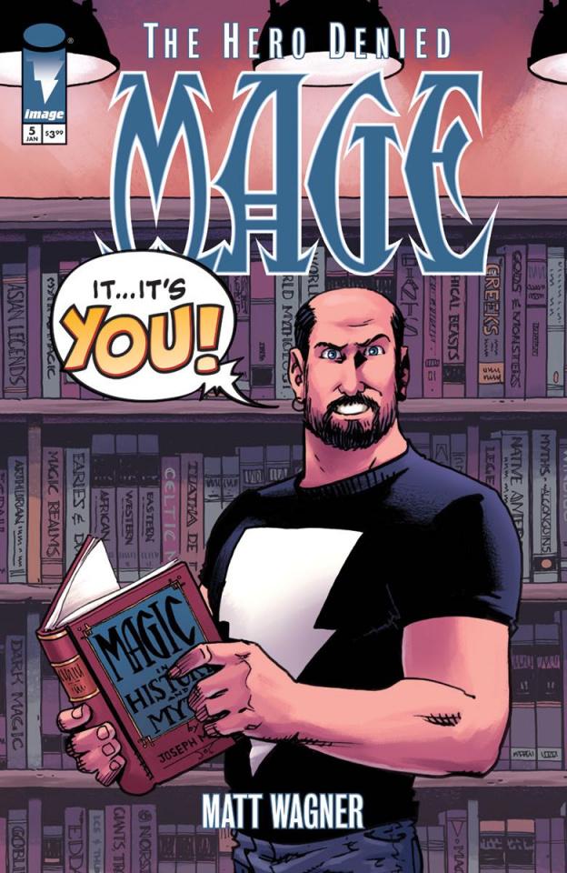 Mage: The Hero Denied #5