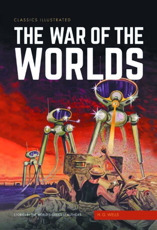 The War of the Worlds #1