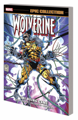 Wolverine: The Dying Game