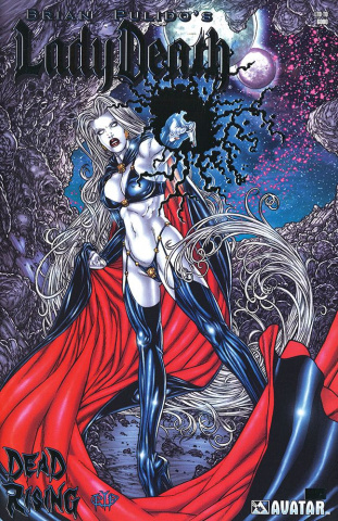 Lady Death: Dead Rising (Platinum Foil Cover)