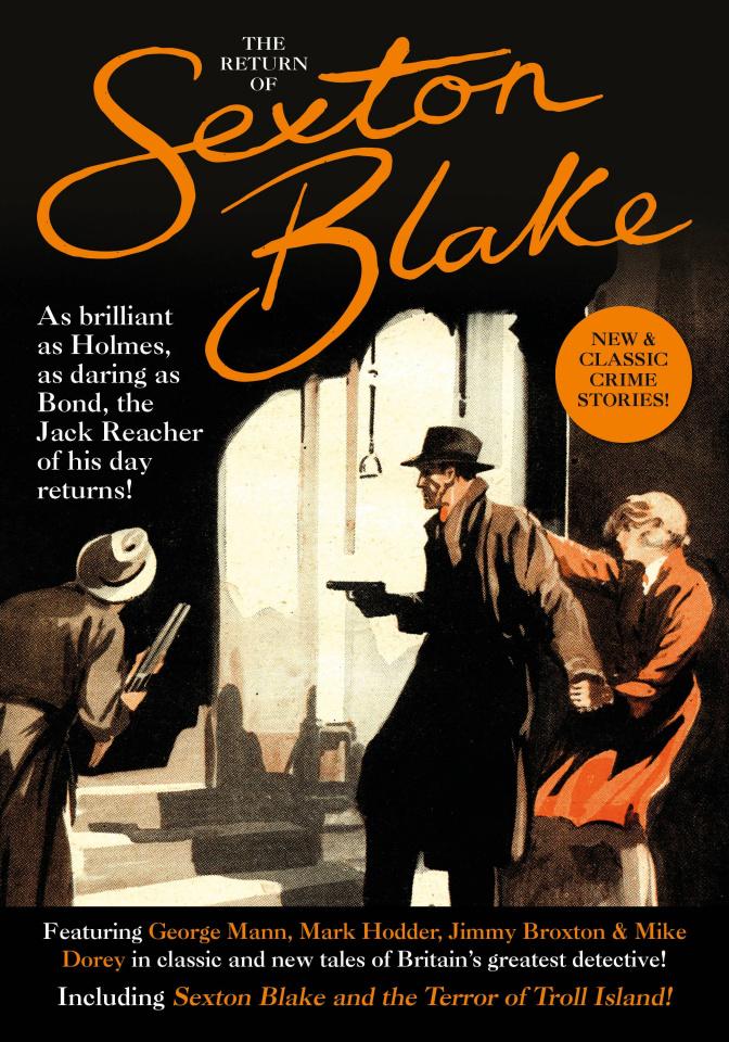The Return of Sexton Blake