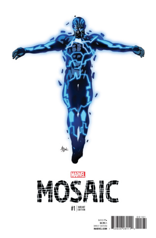 Mosaic #1 (Deodato Teaser Cover)