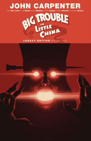 Big Trouble in Little China Vol. 2 (Legacy Edition)