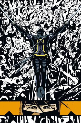 Ninjak #3 (20 Copy Fuso Cover)
