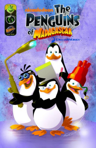 The Penguins of Madagascar Vol. 1