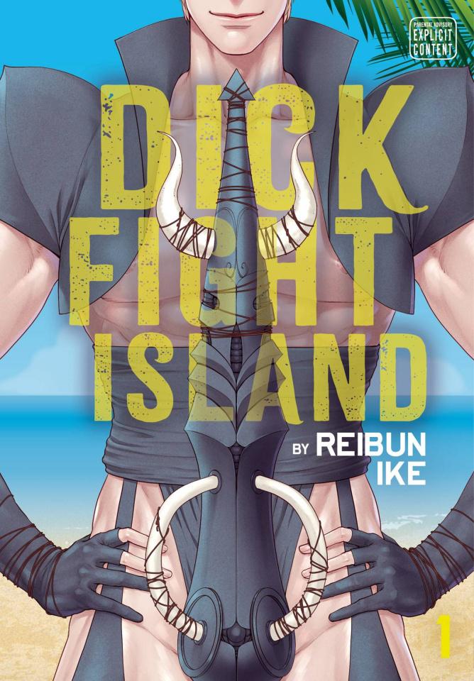 Dick Fight Island Vol. 1