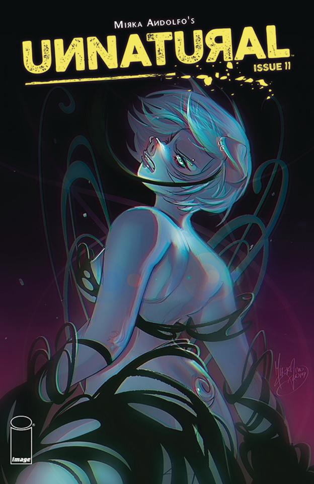 Unnatural #11 (Andolfo Cover)
