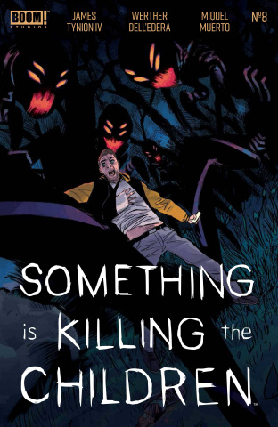 Something Is Killing the Children #8 (2nd Printing)
