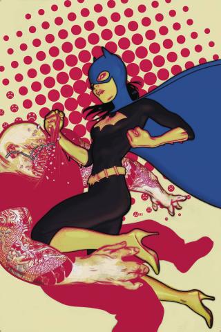 DC Poster Portfolio: James Jean