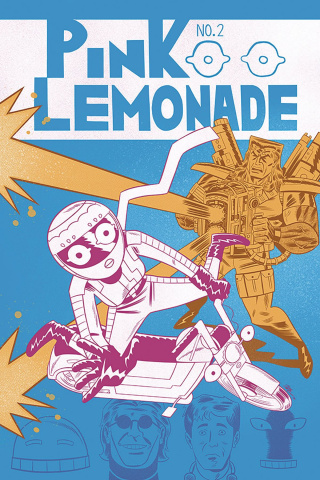 Pink Lemonade #2 (Nick Cagnetti Cover)
