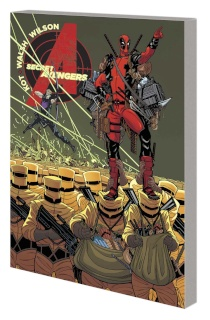 Secret Avengers Vol. 2: Labyrinth