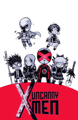 Uncanny X-Men #1 (Young Cover)