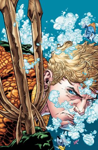 Aquaman Vol. 1: The Drowning